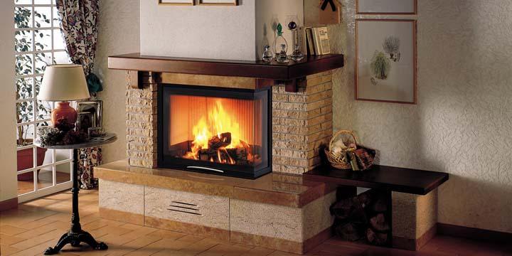 ενεργειακά τζάκια ξύλου